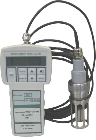 Переносной плотномер ПЛОТ-3Б-1П